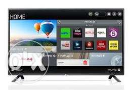 LG 32inch smart digital LED TV with 2 years warranty