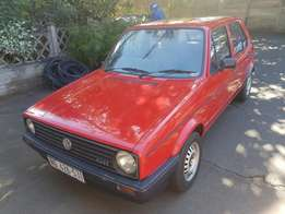 Citi Golf Red 1300 For Sale
