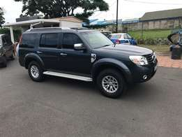 2013 Ford - Everest 3.0 TDCi XLT 4x2