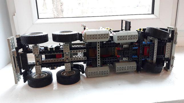 Giant Truck Black Cat Legendarny Zestaw Klocków Lego 55718 Tychy