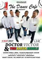 Dr Victor and the Rasta Rebels tickets