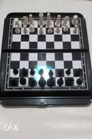 Chess & Draughts Board