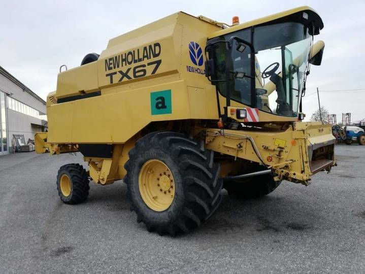 New Holland tx 67 - 1997