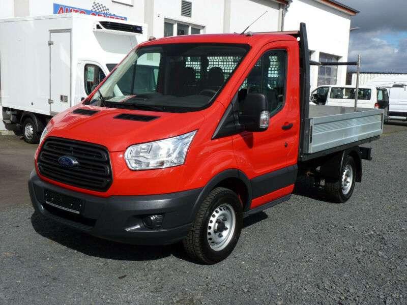 Ford Transit FT 330,350 L1 HA Pritsche - 2015