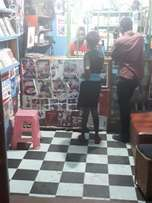 Movie shop