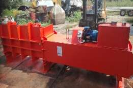 H15 horizontal Baler,contractor,control buttons,overload transformers