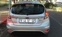 Ford Fiesta 1.4 Low Mileage 11000kms