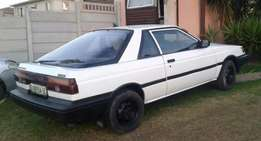 nissan sentra coupe 1.6
