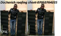 Buy docherich bond stone coated roofing sheet for 2700sqm