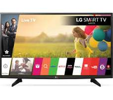 lg tv 49 inches smart available now