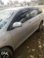 Quick sale on this well maintained Toyota Fielder 2009 make KCF 1500cc