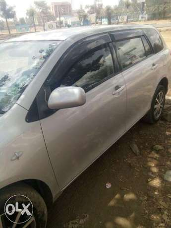 Quick sale on this well maintained Toyota Fielder 2009 make KCF 1500cc Nairobi CBD - image 1
