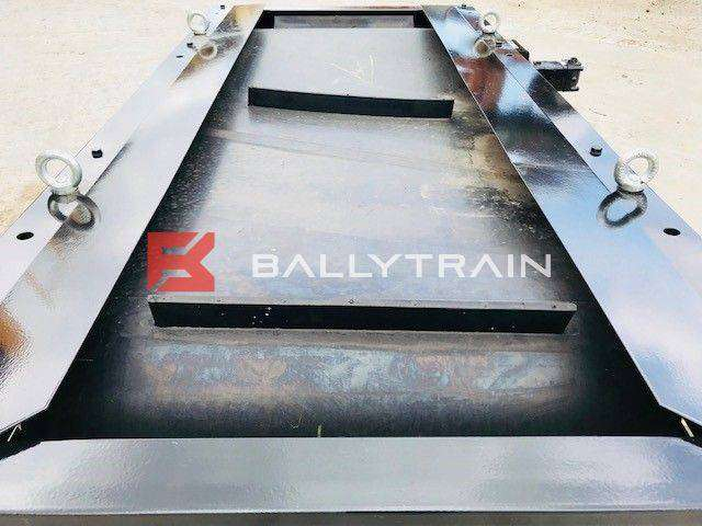 Roco Cp 20/80 Overband Steel Magnet, Hydraulic - 2019 - image 9