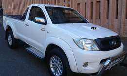 2010 Toyota Hilux 3.0 D4D for sale