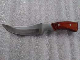 Trailing point Knife