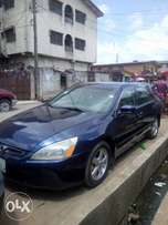 Honda accord 2004 model a year used for fast sell