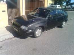 Opel gsi 160 fuel injection