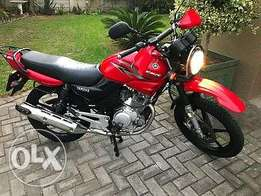 Yamaha Ybr 125, Very good condition,