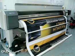 Large Format Banners Printing