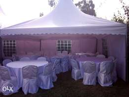 Events planning,tents,tables,seats for hire