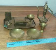 Copper / Brass items for sale