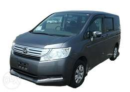 Honda Stepwagon For Hire