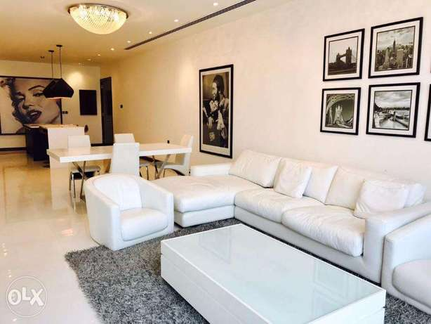 Beautiful Sea view apartment for sale in Amwaj Island