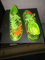 Original nike football boots for sale size 42
