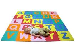 Baby Puzzle Play Mats