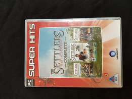 Settlers pc game for sale