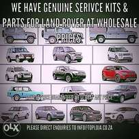 land rover parts direct from factory