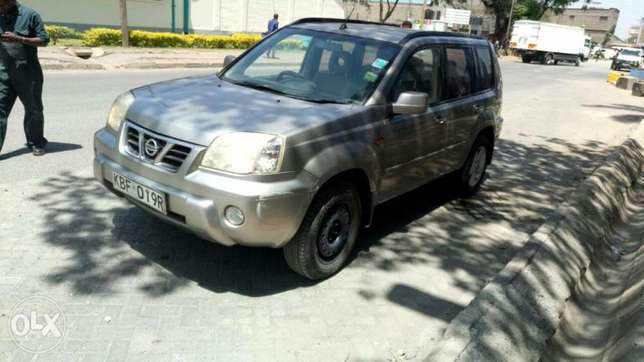 Nissan Ex-Trail Manual Industrial Area - image 3