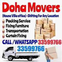 House Shifting / Moving / Carpenter / Availabel