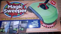 360 Roto sweep/magic sweeper