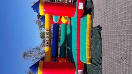 Jumping Castles and Kids Decor