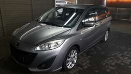 2011 Mazda 5 2.0 Individual 6 Spd 7 Seater