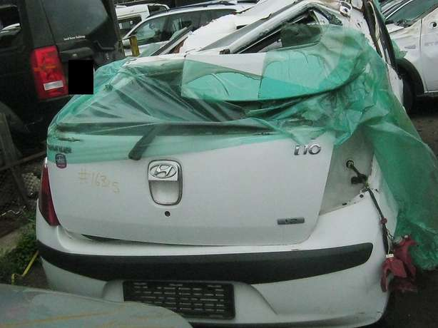 2009 HYUNDAI I10 GLS 1.2 Stripping for spares Newcastle - image 2