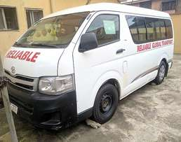 Buy and Drive Toyota Hiace (2010)