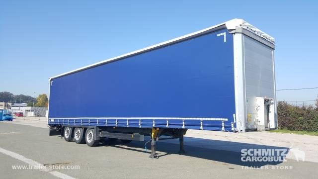 Schmitz Cargobull Semitrailer Pomična cerada Mega - 2014