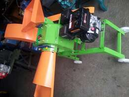 Chopper & Grinder for animal feed