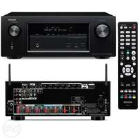 Denon AVR-X2100W 7.2 Channel Full 4K Ultra HD A/V Receiver