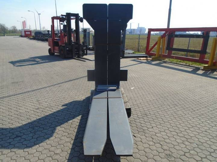 FORK Fitted with Rolls, Kissing Forks 28.000kg@1200mm // - image 4