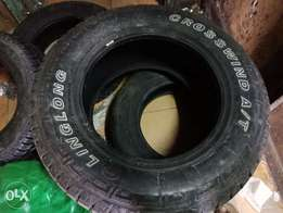 265/65R17 brand new linglong tyres A/T