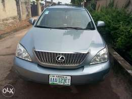 Clean Lexus for sale, only seven months old in Nigeria.