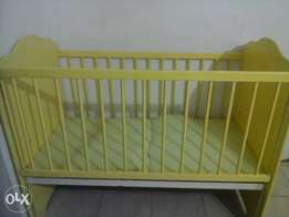 Baby cot for sale Bargain!