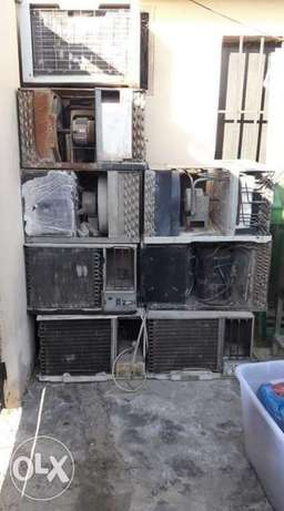We are buy damege AC