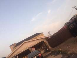 2 and half plots of land with C of O at Lanre bus stop