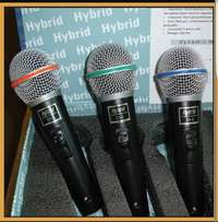 Hybrid microphones 3pack new