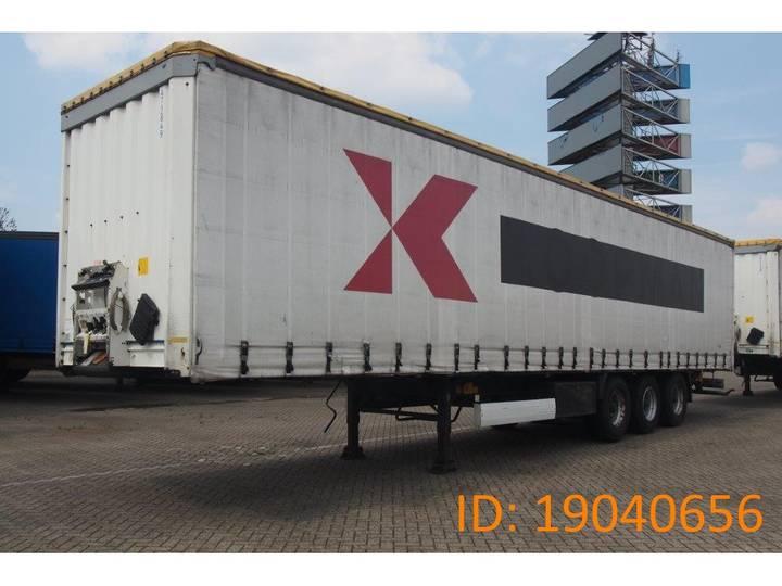 Krone SDP27 Profi Liner, Huckepack, Ferry hooks *** 4 units ava... - 2007