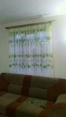 Ready made durable and elegant curtains with matching sheer. 900/- Bamburi - image 5